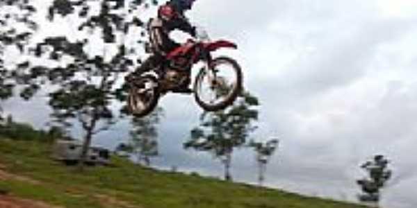Pista de Motocross em Santa Rosa do Sul-SC-Foto:vagnercrescencio
