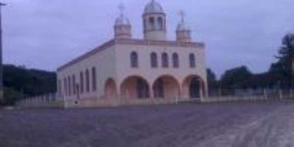 Igreja de Bley Pombas, Por Paulo