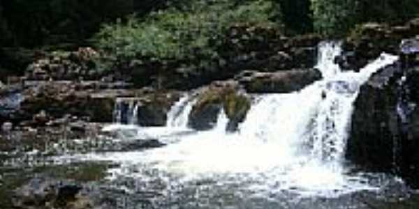 Cachoeira do Rio Cafundó-Foto:marcelo bokorni