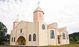 São Bernardino - São Bernardino-SC-Igreja de São Bernardino-Foto:ricardoribas.
