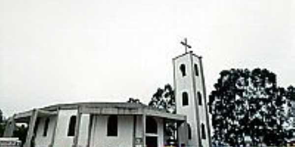 Igreja - São Cristovão do Sul-SC