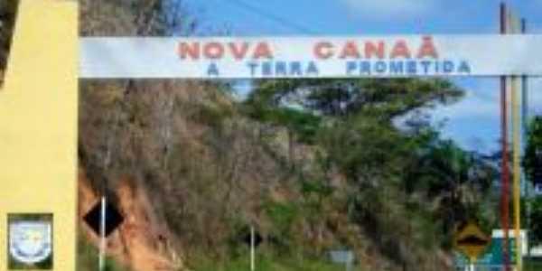 Portal de NOVA CANAÃ - BA, Por Nelson Souza