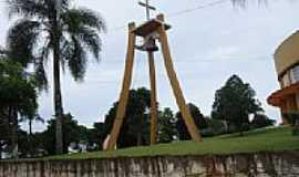 S�o Domingos - Torre do Sino da Igreja Matriz de S�o Domingos-Foto:grigolo