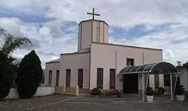 S�o Jo�o Batista - S�o Jo�o Batista-SC-Capela Sagrada Fam�lia-Foto:Jos� Carminatti