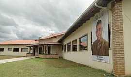 S�o Jo�o Batista - S�o Jo�o Batista-SC-Memorial Pe.Leo na Comunidade Beth�nia-Foto:Paulo Yuji Takarada