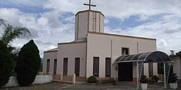 São João Batista-SC-Capela Sagrada Família-Foto:José Carminatti