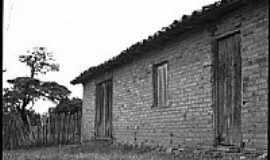 São João do Rio Vermelho - Casa antiga-Foto:andrepaiva.com.br