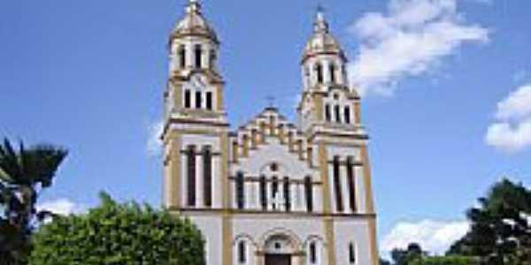 Matriz de São João Batista-Foto:Vicente A. Queiroz
