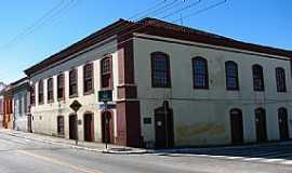 São José - São José-SC-Museu e Biblioteca Municipal-Foto:Hugo Dodl
