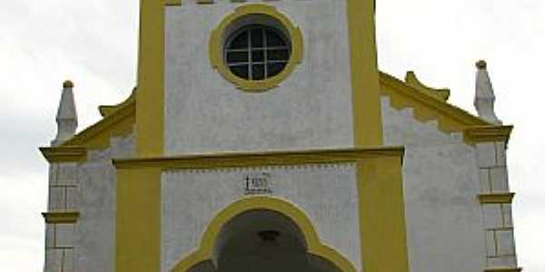 São José-SC-Capela Nosso Senhor Bom Jesus dos Passos-Foto:Hugo Dodl