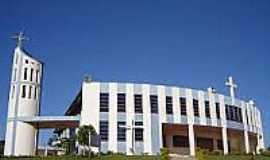 São José do Cedro - Igreja de São José em São José do Cedro-SC