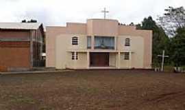 São José do Cedro - Capela de N.Sra.Aparecida em São José do Cedro-SC-Foto:José Carminatti