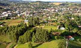 São José do Cedro - Vista da cidade de São José do Cedro-SC-Foto:Jeanmarlon
