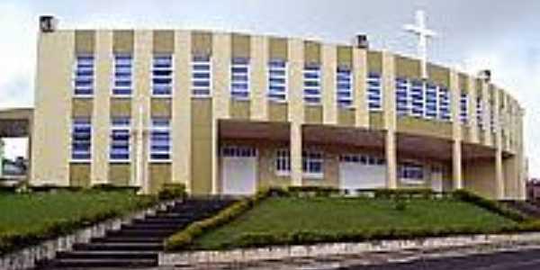 Igreja de São José em São José do Cedro-SC