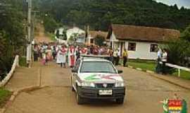 """São José do Cerrito - Procissão """"rezando pela paz na comunidade"""""""