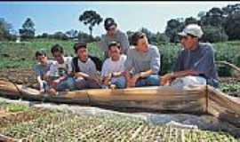 São José do Cerrito - Escola agrícola em São José do Cerrito,
