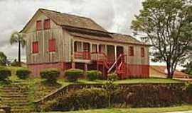 São Lourenço do Oeste - Casa típica-Foto:saffis