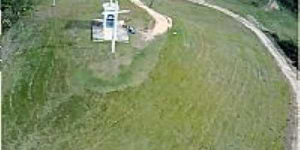 Morro da Cruz ponto turístico de São Ludgero