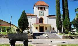 São Martinho - São Martinho-SC-Igreja Matriz-Foto:ANTONELLO FOTOS