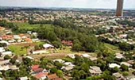 São Miguel do Oeste - Vista da cidade de São Miguel do Oeste-SC-Foto:Jeanmarlon