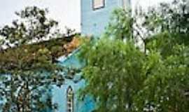 São Miguel da Boa Vista - São Miguel da Boa Vista-SC-Igreja de São Miguel Arcanjo-Foto:ricardoribas.