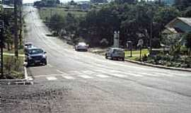 São Miguel da Boa Vista - São Miguel da Boa Vista-SC-Linda imagem da Avenida-Foto:Jack_Alnoch