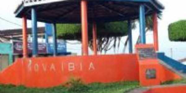 Jardim Nova Ibiá, Por joel alves