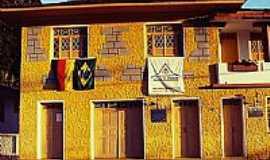 São Pedro de Alcântara - Casa da Cultura em São Pedro de Alcântara-SC
