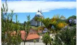 São Pedro de Alcântara - São Pedro de Alcântara-SC-Cista da Igreja-Foto:zana santos