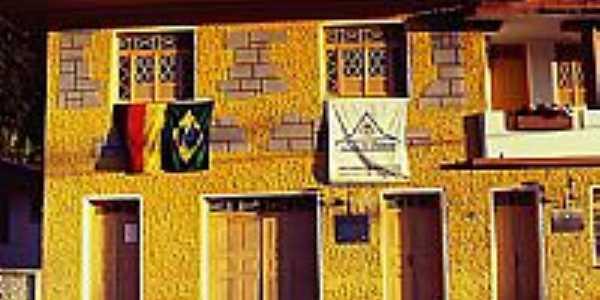 Casa da Cultura em São Pedro de Alcântara-SC