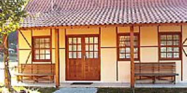 Casa do Colono em São Pedro de Alcântara-SC