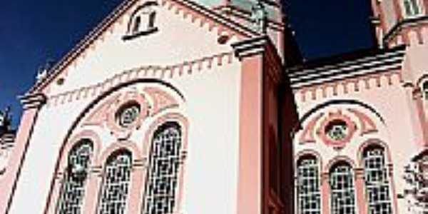 Monumental Igreja de São Pedro de Alcântara-SC