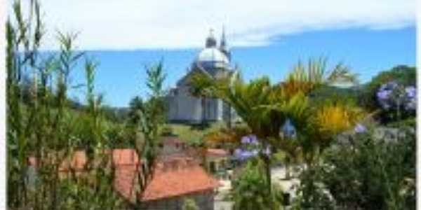 São Pedro de Alcântara-SC-Cista da Igreja-Foto:zana santos