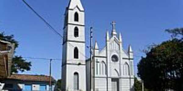 São Roque-SC-Igreja de São Roque-Foto:José Carminatti