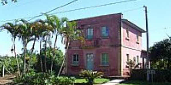 São Roque-SC-Patrimônio Histórico-Foto:José Carminatti