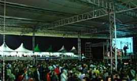 Sapiranga - Show no Centro de Eventos-Foto:Cardial (moises)