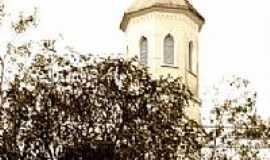 Schroeder - Igreja em Schroeder-SC-Foto:Rubens Kroeger