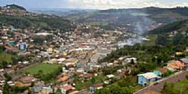 Vista da cidade de Seara-SC-Foto:Jeanmarlon