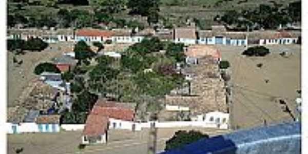 Vista do Povoado de Nova Itaipê-BA-Foto:nadoautodidata.