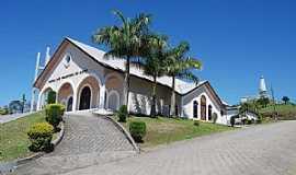 Siderópolis - Siderópolis-SC-Capela de São Francisaco de Assis-Foto:Marlon Antonelli