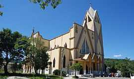 Siderópolis - Siderópolis-SC-Igreja Matriz-Foto:Marlon Antonelli