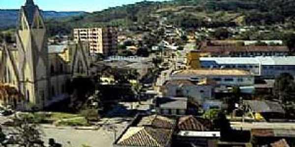 Siderópolis-SC-Área central da cidade-Foto:www.sidera.com.br