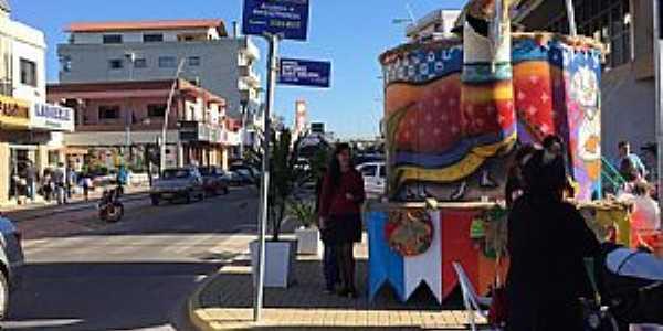 Imagens da cidade de Sombrio - SC