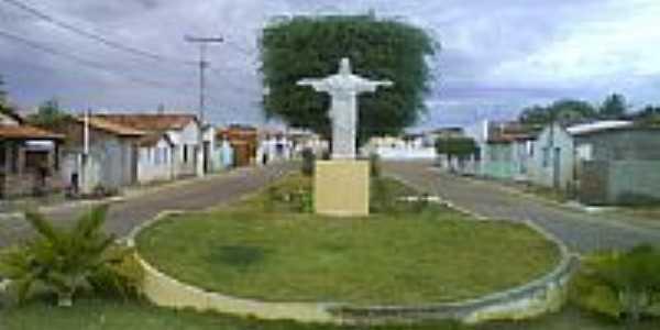 Praça de Nova Itaraná-Foto:Madson Santana