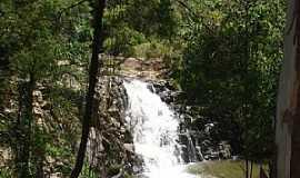 Taquaras - Taquaras-SC-Cachoeira-Foto:Eber Beck