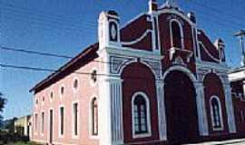Tijucas - Prédio do antigo Cine Theatro, restaurado.