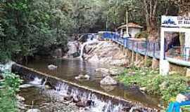 Tijucas - Represa de captação de água do SAMAE