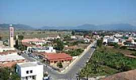 Tijucas - Vista parcial do centro