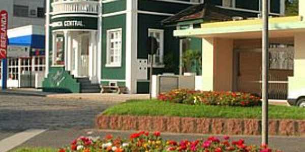Imagens da cidade de Timbó - SC Foto Prefeitura Municipal