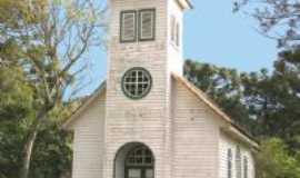 Três Barras - Capela Nossa Senhora de Fatima(!945), Sede da Floresta Nacional de Três Barras., Por Cléa
